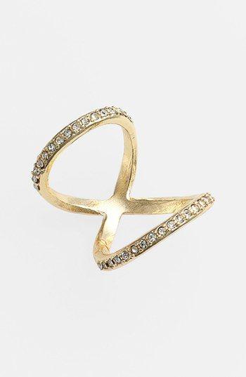 Tildon 'Infinity' Ring | Nordstrom