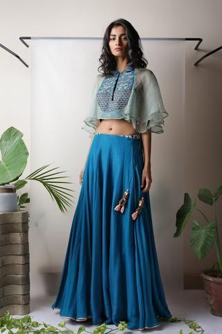 Skirt Set - waliajoness