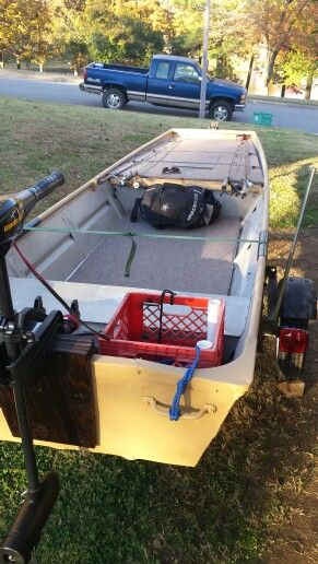115 best images about Tin Boats on Pinterest | Fly fishing forum, Bass boat and Bow fishing