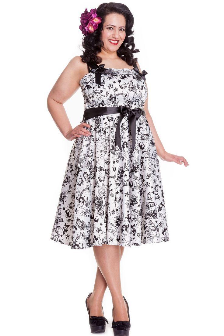 41 best Plus Size Rockabilly Dresses images on Pinterest ...
