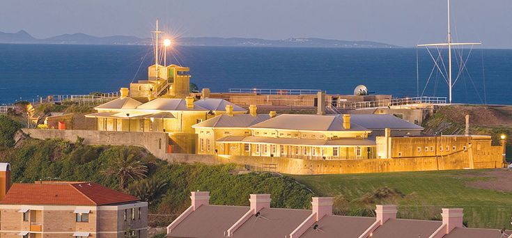newcastle nsw fort scratchley