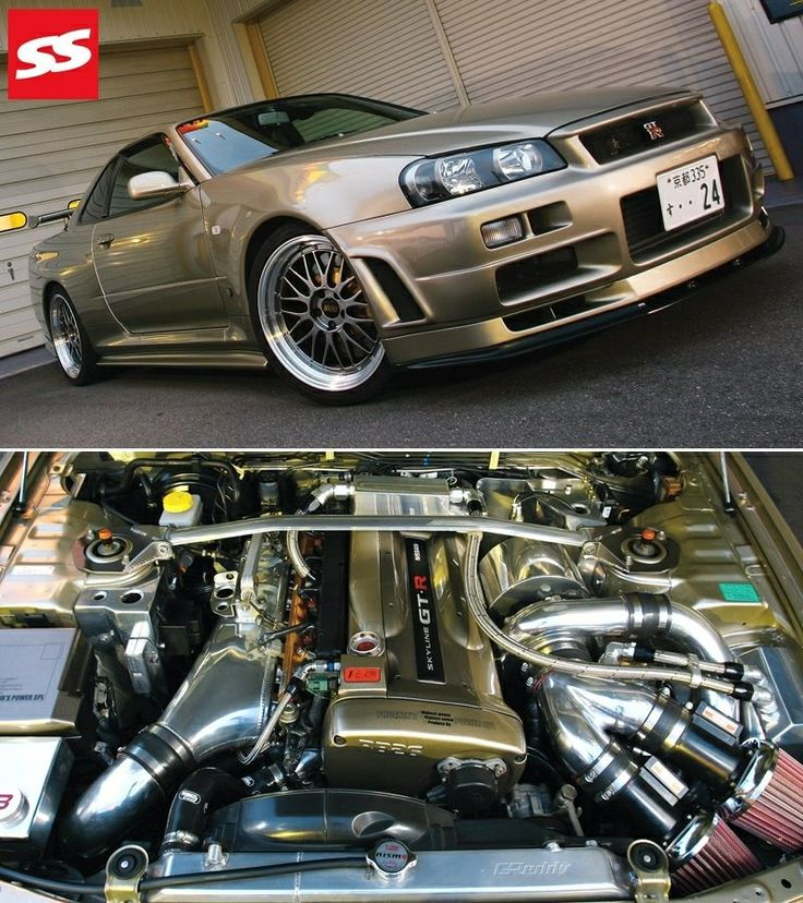650HP Nissan Skyline GTR... Can't Get Enough #JDM And