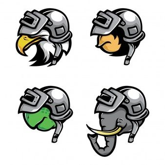 PUBG cartoon - Google 搜索 (With images) | Logo design, Free ...