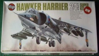 The Hawker Siddeley Harrier, developed in the 1960s, was the first of the Harrier Jump Jet series of aircraft. It was the first operational close-support and reconnaissance fighter aircraft with vertical/short takeoff and landing (V/STOL) capabilities and the only truly successful V/STOL design of the many that arose in that era.
