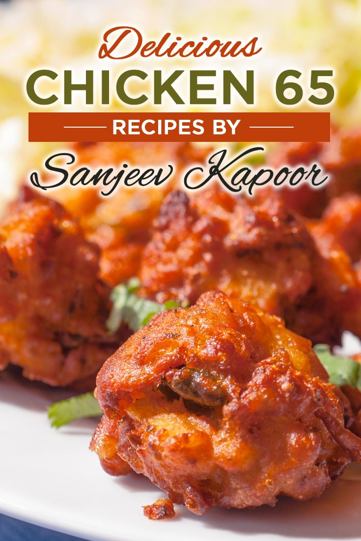 Do you love feisty and spicy chicken dishes? Check out this post to know about the top 2 delicious #chickenrecipes by Sanjeev Kapoor.