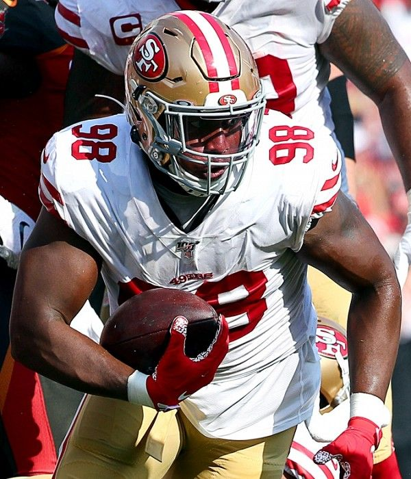 Often Overlooked 49ers Defensive Lineman Ronald Blair Making People Take Notice 49ers Ronald Usa Today Sports