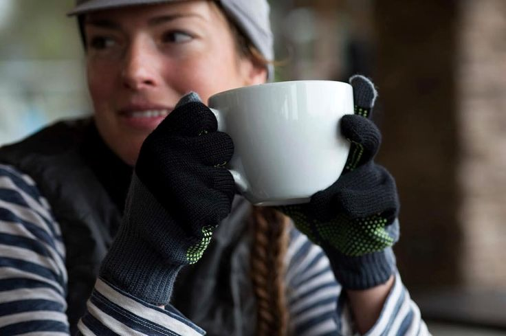 Our Knit Merino Wool Gloves add cozy warmth and insulation to your coffee shop spins and brisk morning rides. Touch Screen Technology makes it easy to stay connected when you're on the go, and rubber gripper dots cover the palm and fingers to enhance grip in damp weather.  Repost by @girocycling #staysafe #helmetfellas #helmetshop #professional #headprotection #letsride #yolo #thebest #havefun #builtforspeed