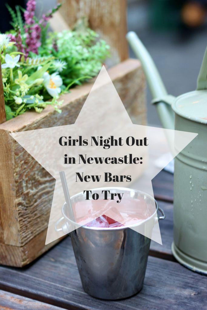 Newcastle Night Out - try these bars! hellojenniferhelen.com - Lifestyle Blog