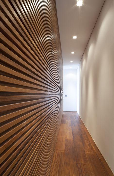 Revestimientos Madera Nativa Interiores y Exteriores / Añihue | Materials de Plataforma Arquitectura