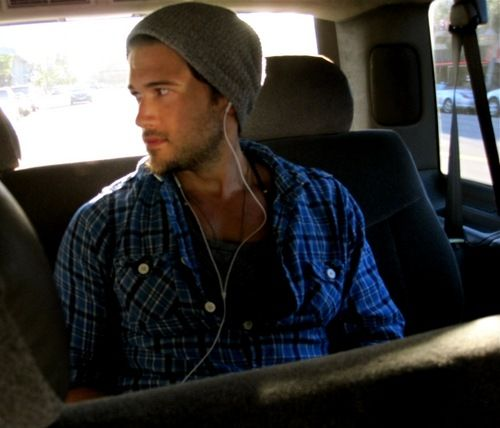 nick zano....beanie and all for you :)