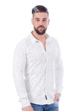 Yazlık Tarz İnce Erkek Gömlek