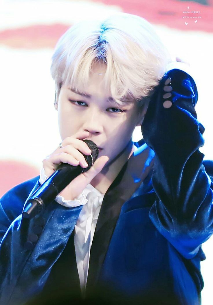 Jimin ❤ BTS at the Geumsan County One Heart Concert / Nonsan Youth Winter Concert (161222) #BTS #방탄소년단