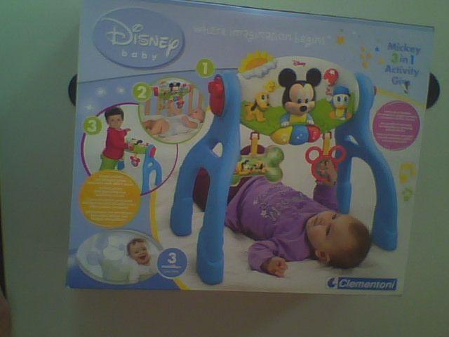 6011 - € 24,5 - Palestrina 3in1 Disney Clementoni
