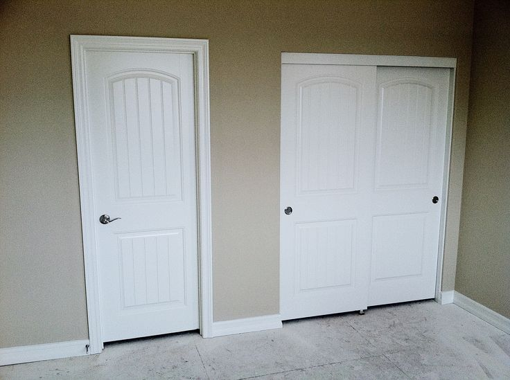 Need Some New Closet Doors? Whether You Need 2 Track, 2 Panel, Sliding And  Top Hung Closet Doors Like These, Bi Folding Closet Doors With Glass Doors,  ...