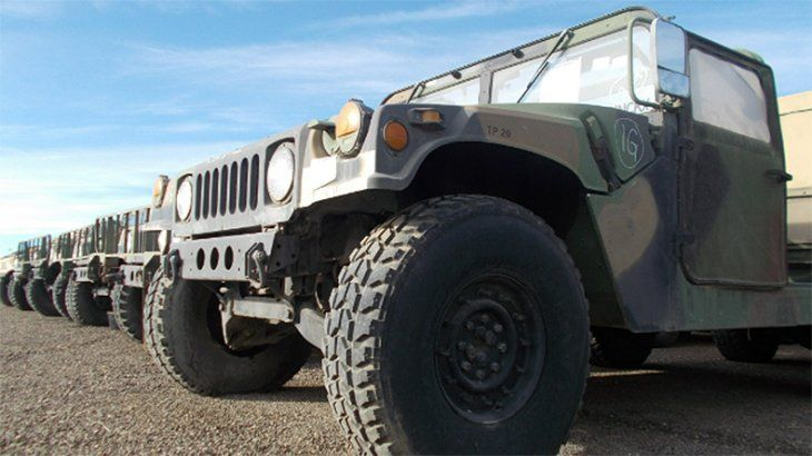 Army selling Humvees to the public for the first time — but there's a catch