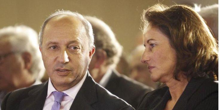 Les Français préfèrent Laurent Fabius comme première dame plutôt que Ségolène Royal #fabius #dame #jupe #hollande #francais #royal
