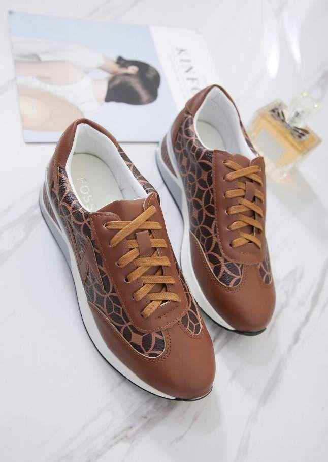 Sepatu Fsl Wedges A17013 11a Trend Terbaru 2 Sepatu Wanita