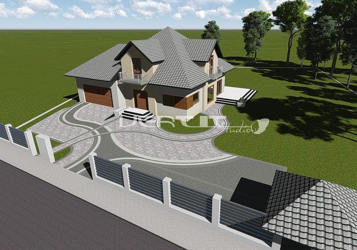 Projekt nawierzchni Płock