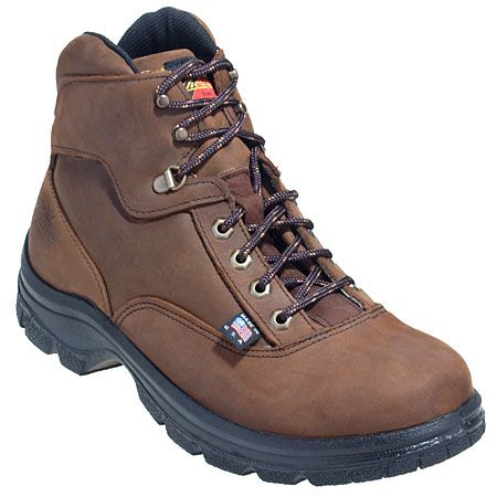 Thorogood Boots Men's 6 Inch 804-4890 Steel Toe Hiking Boots