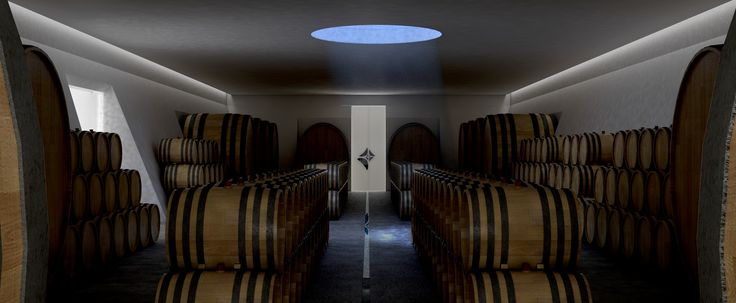 San Giorgio winery project in Montalcino, Italy by ARCO studio + NAJS architects Copyright© ARCO 2009-2015