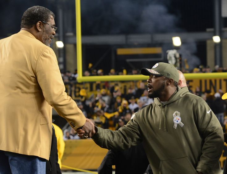 Coach Mike Tomlin - Pittsburgh Post-Gazette