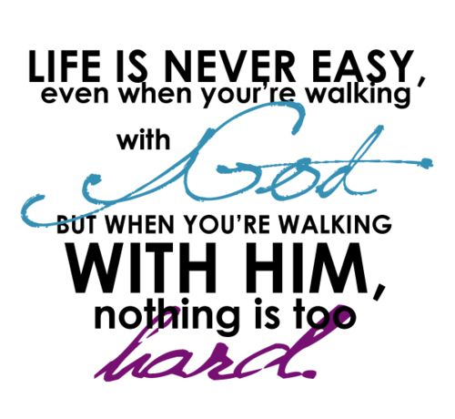 Inspirational Quotes About Walking With God: 1000+ Images About My Journey With God On Pinterest