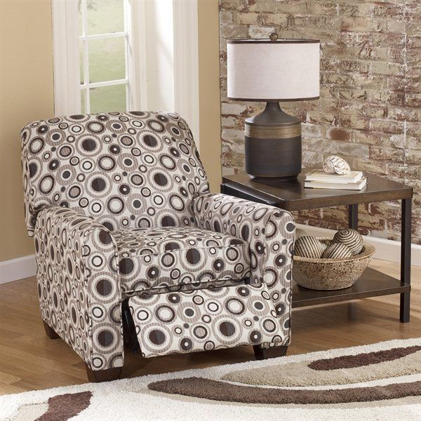 Signature Design by Ashley 8790330 Cybertrack Low Leg Recliner - Home Furniture Showroom