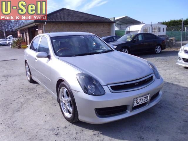 2001 Nissan Skyline for sale | $7,499 | https://www.u-sell.co.nz/main/browse/27633-2001-nissan-skyline--for-sale.html | U-Sell | Park & Sell Yard | Used Cars | 797 Te Rapa Rd, Hamilton, New Zealand