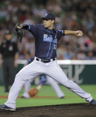 Brandon Mann (Yokohama DeNA BayStars)