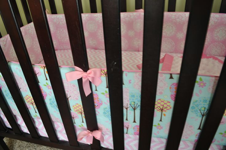 DIY Crib Bumpers Tutorial