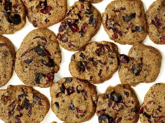 Lakrids Cookies og andre opskrifter med lakrids