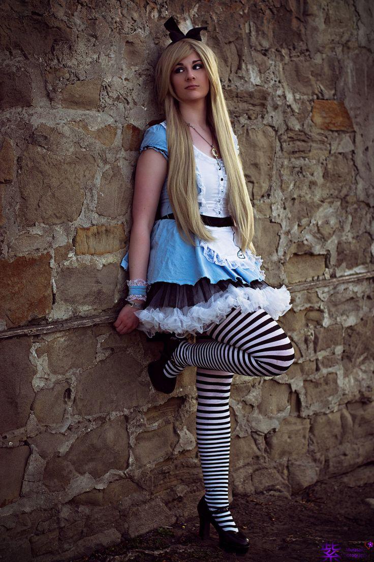 Alice by DJMurasaki.deviantart.com on @DeviantArt