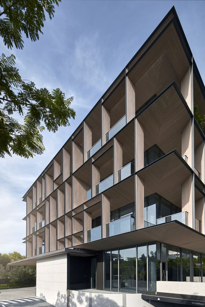 Gallery of Cluny Park Residence / SCDA Architects - 6