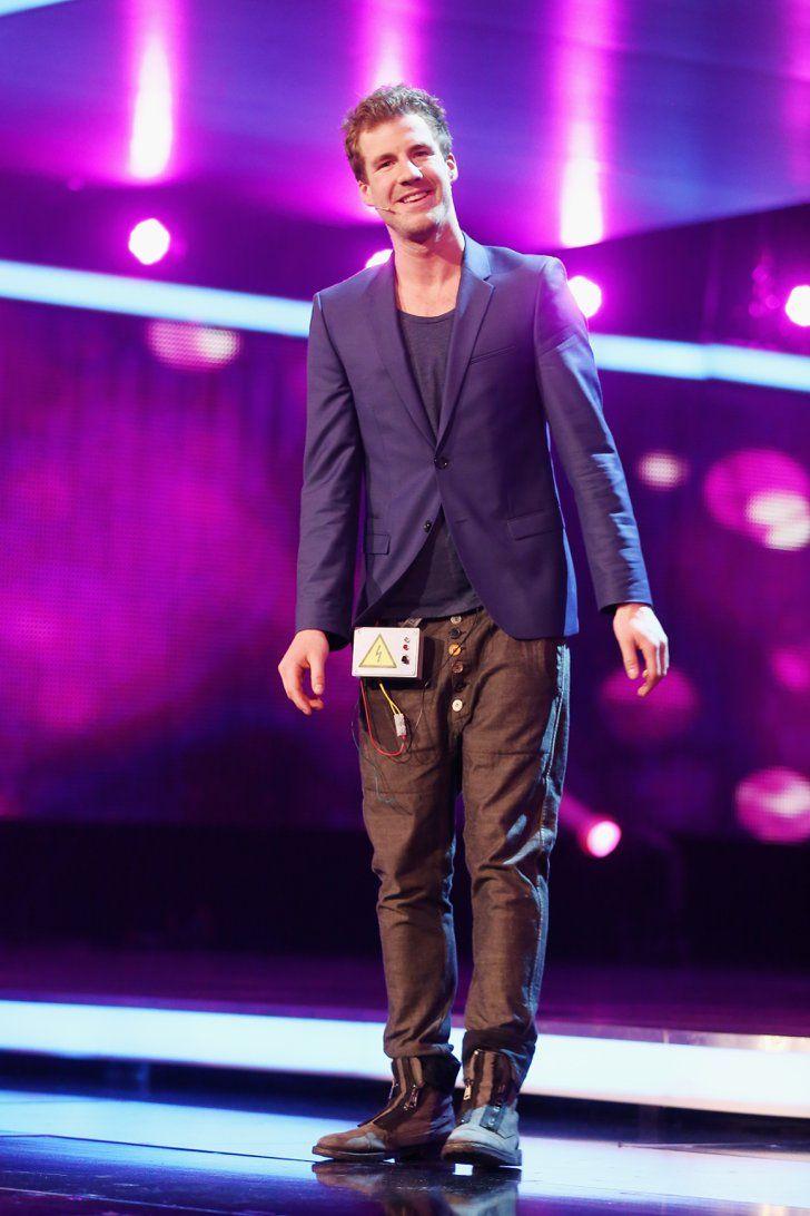 Pin for Later: Beim Deutschen Comedypreis 2015 ging es nicht nur lustig – sondern auch ganz schön emotional zu Luke Mockridge
