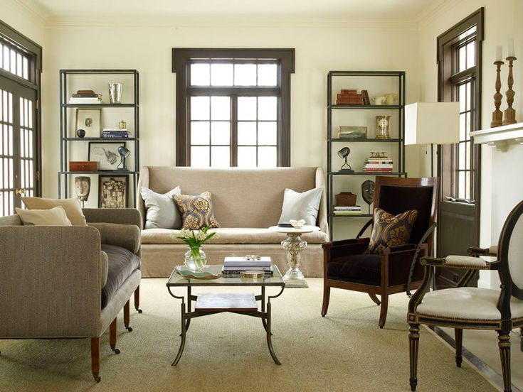 Next To The Definition Of Classic Decor Is A Photo Alabama Interior Designer Andrew Brown Gi