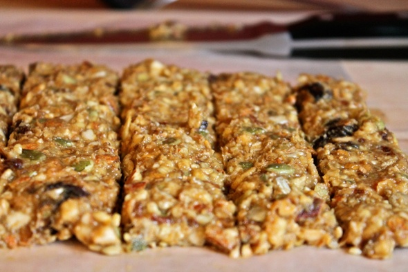 Savory Finally , I hate sweet energy bars. But salty......I must try......Homemade Energy Bars | Savory Salty Sweet