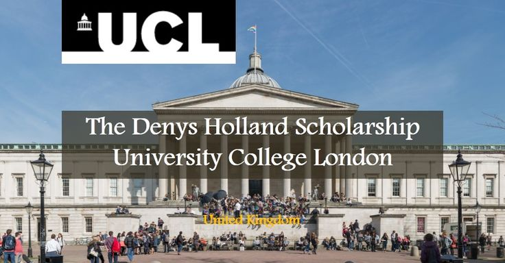 Fully Funded #Scholarships At University College #London In #UK  http://www.sclrship.com/undergraduate/denys-holland-fully-funded-scholarship-university-college-london-uk    #sclrship #onlineDegree #scholarshippositions