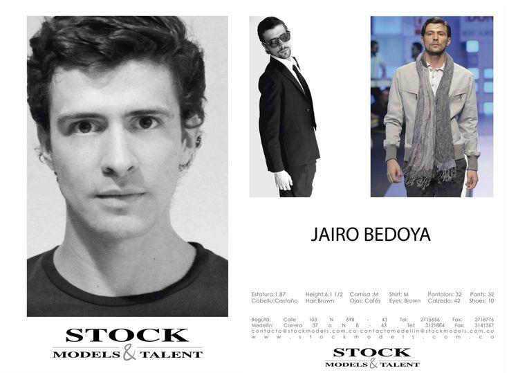 Jairo Bedoya - Modelo Stock Models -