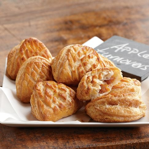 Chaussons Aux Pommes (French Apple Turnovers) Recipes — Dishmaps