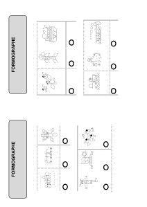 feuille de routeformographe