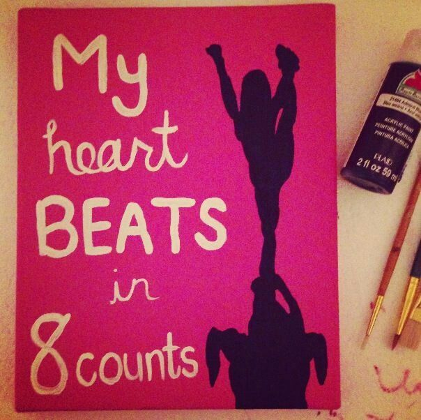 My Heart Beats in 8 Counts!