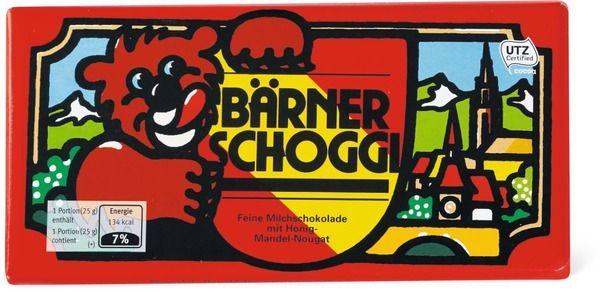 Migros - Bärner Schoggi