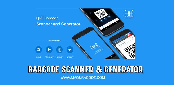 Source Code QR Barcode Scanner and Generator