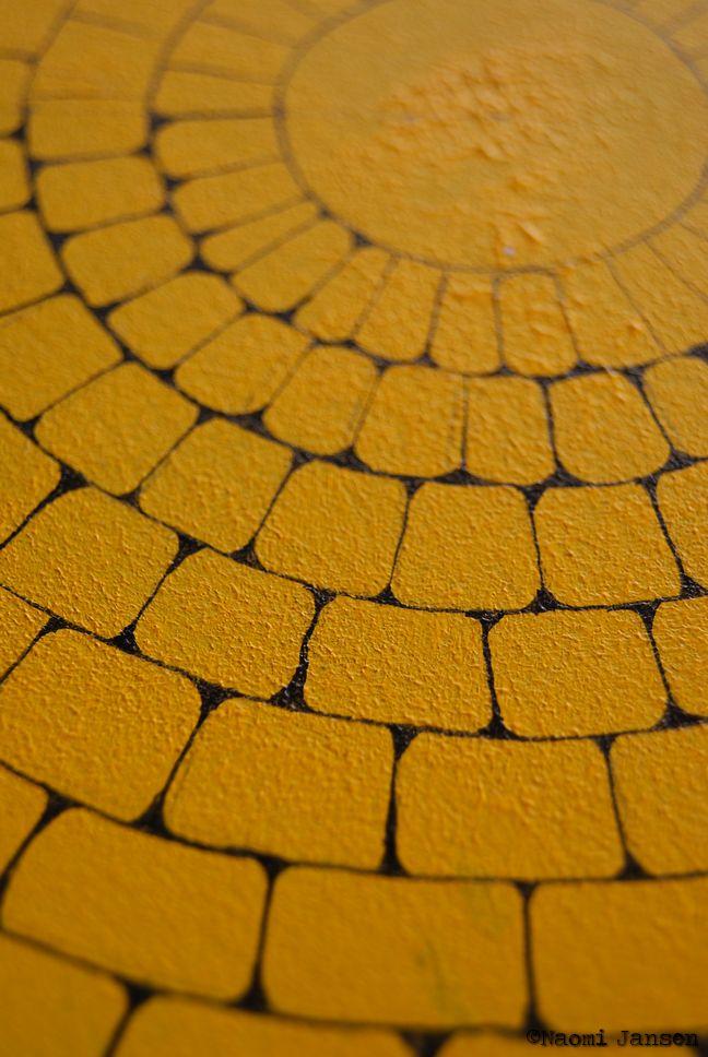 6) This Yellow Brick Road...