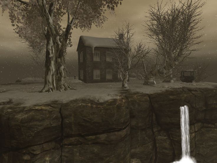 https://flic.kr/p/22yP4am | Harsh Coldness | Visit this location at Binemust in Second Life