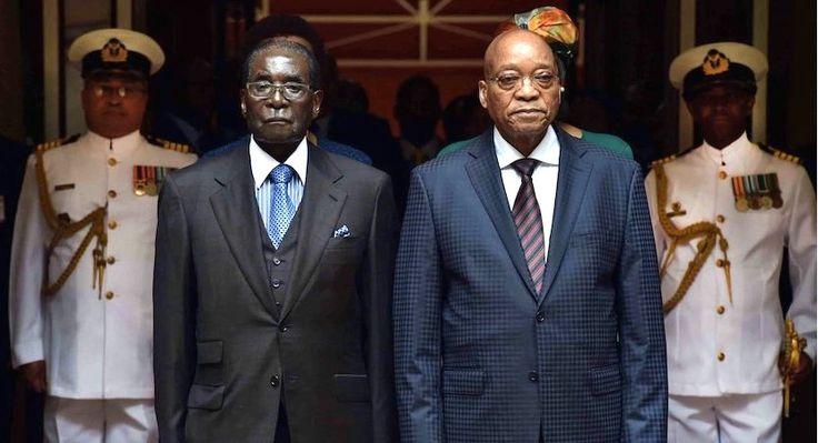 SA's future? Please, ANC members, look at Zimbabwe before it's too late. - BizNews.com