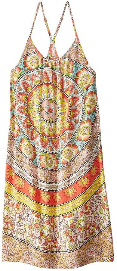 Billabong Girls' Free Love Maxi Dress (714) - 8154291