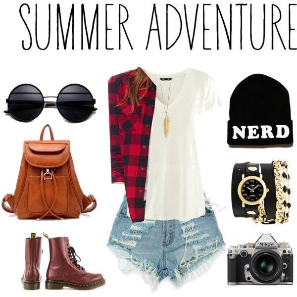 """Summer Adventure"" on Polyvore"