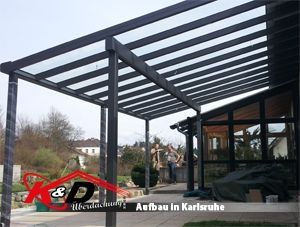 Überdachungen, Carports & Markisen in Koblenz und Umgebung. Individuell nach Maß gefertigt zu TOP-Kondition direkt vom Hersteller (ohne Zwischenhändler).