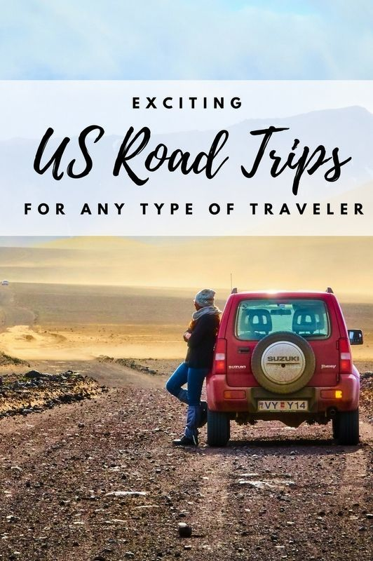 Ready for a break from the grind or to simply escape from the everyday norm? Why not explore one of the many famous highways America has to offer? Click pin through to post for inspiration and ideas.